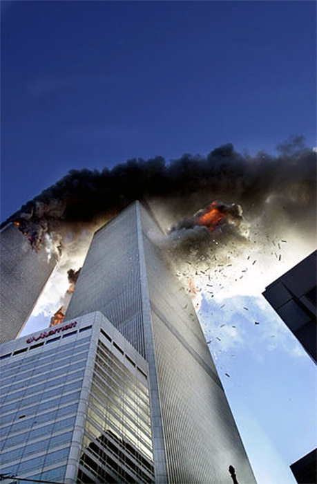 David Handschuh 911 South Tower