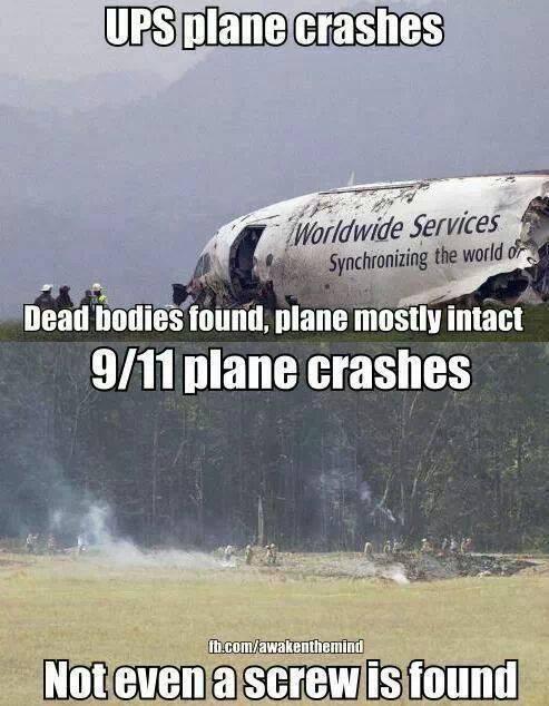 UPS vs Flight 93