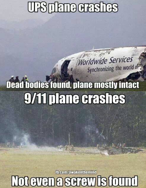 UPS vs Flight 93